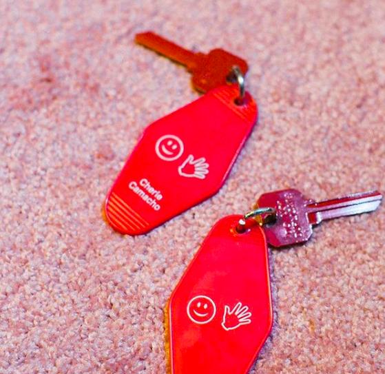 custom room key